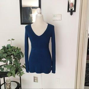 Express Long Sleeve Tunic Sweater